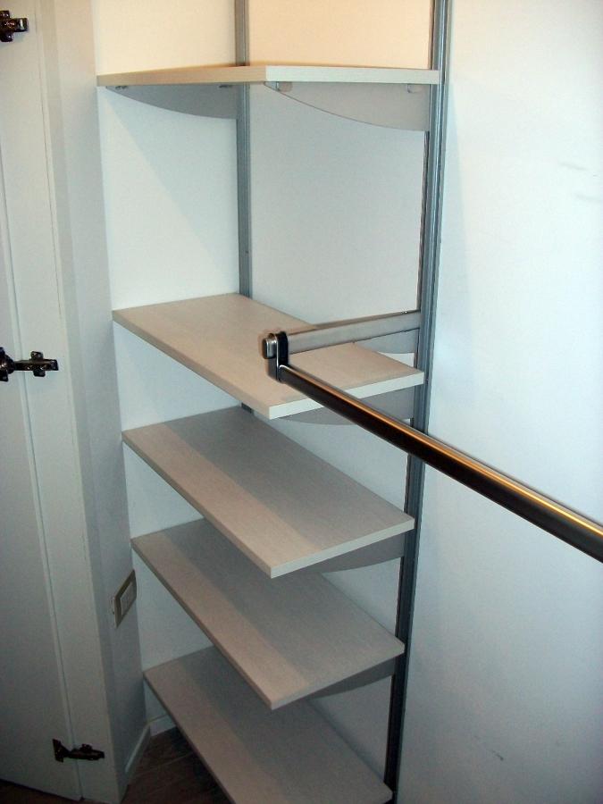 Foto progetto cabina armadio de cambiospazio 91192 - Progettazione cabina armadio ...