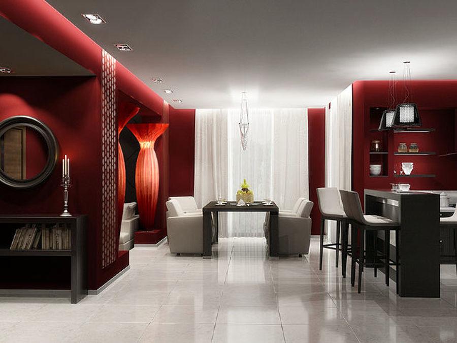 Finest progetto casa open space with progetti open space for Progetti di cucina open space