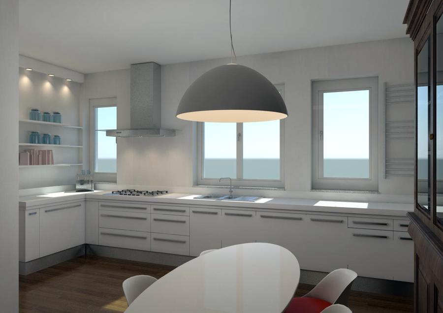 Foto progetto cucina scavolini di mcad studio 139141 - Preventivo cucina scavolini ...