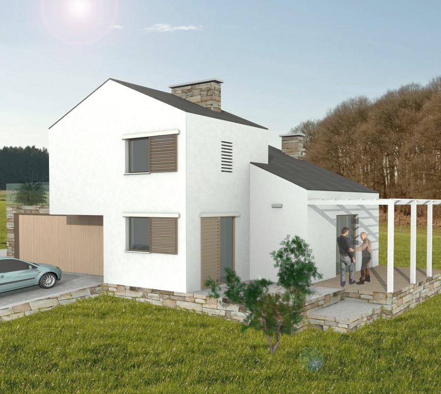 Foto progetto di casa in classe a di studioepatti 268797 - Progetto casa pescara ...