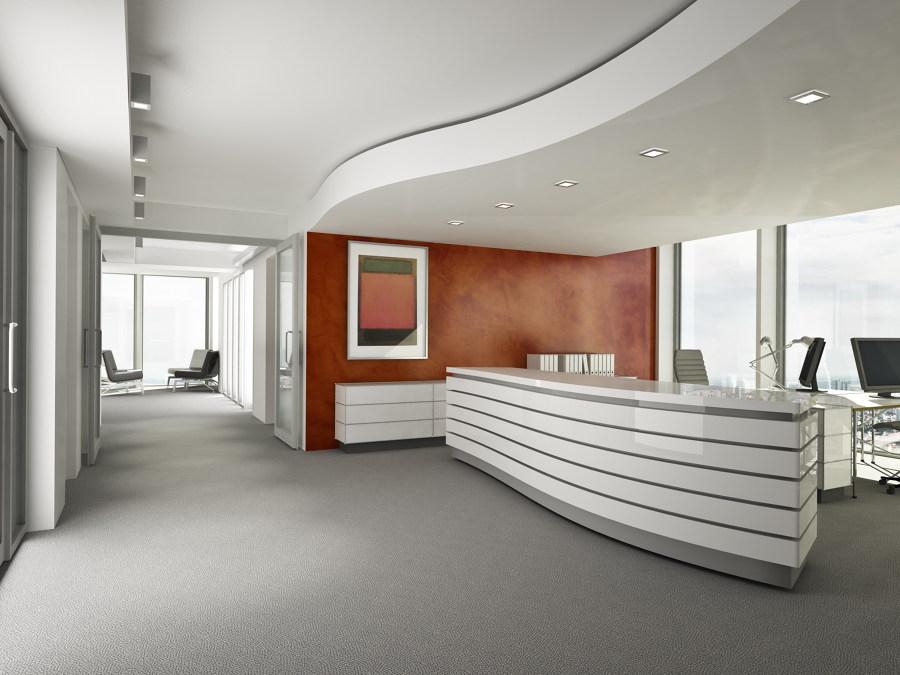Foto progetto di interior design esecutivo e for Uffici di design