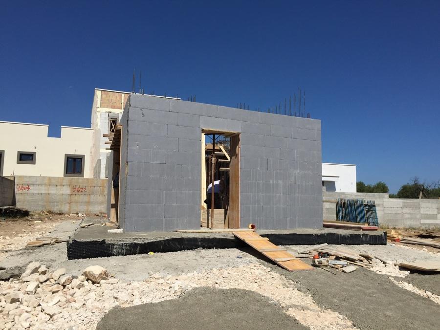 Foto casa passiva di habitat system costruzioni s r l for Piani di casa passivi