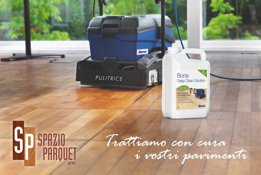 Foto pulizia parquet di spazio parquet snc 231705 for Pulizia parquet