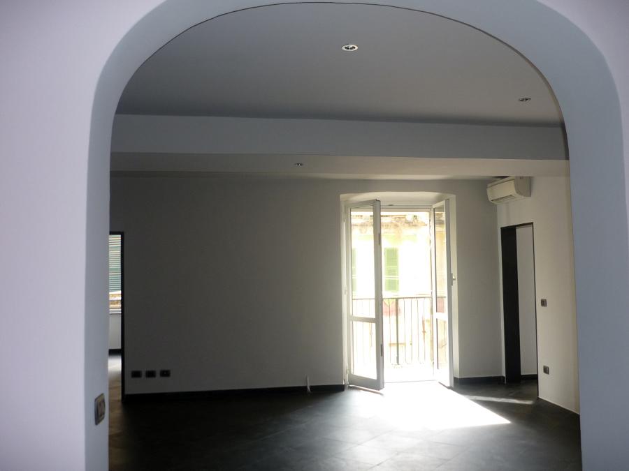 Foto realizzazione archi in muratura e gesso di impresa - Archi in gesso per interni ...