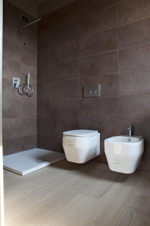 Foto realizzazione bagno di arch studio di arch corapi e - Costo realizzazione bagno ...