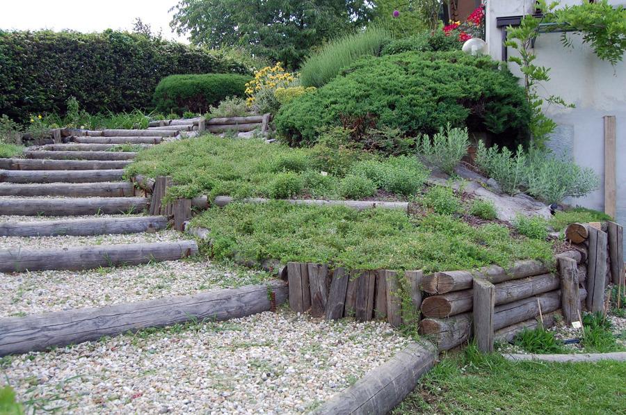 Immagini Di Giardini Moderni : Progetti giardini moderni giardini privati giardini moderni per