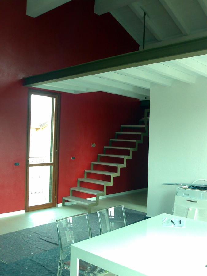 Realizzazione di appartamento ex novo - progetto moderno e innovativo
