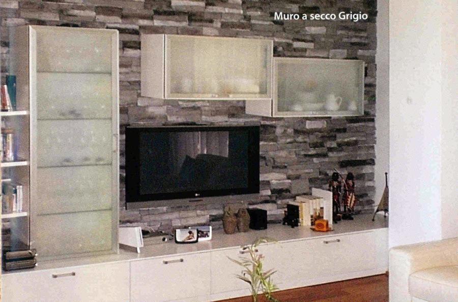 """Realizzazione in """"Muro a Secco"""""""