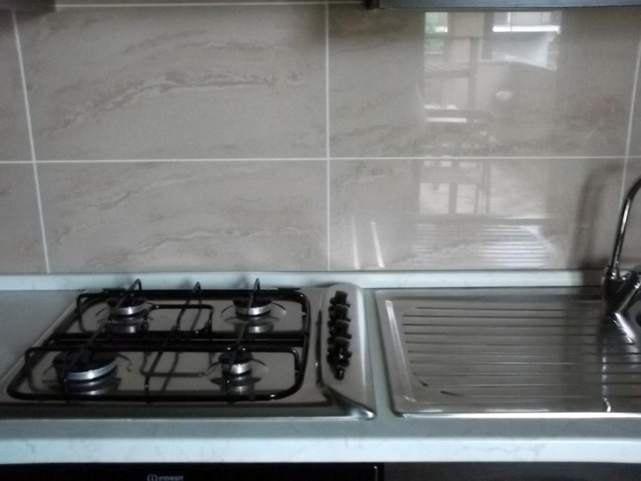 Foto recupero cucina con piastrelle che non appartengono - Immagini piastrelle cucina ...
