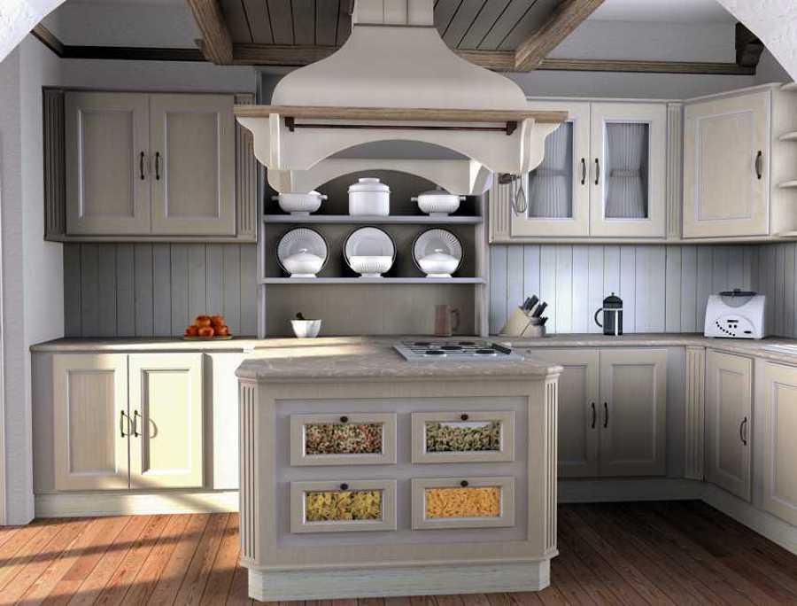 rendering cucina