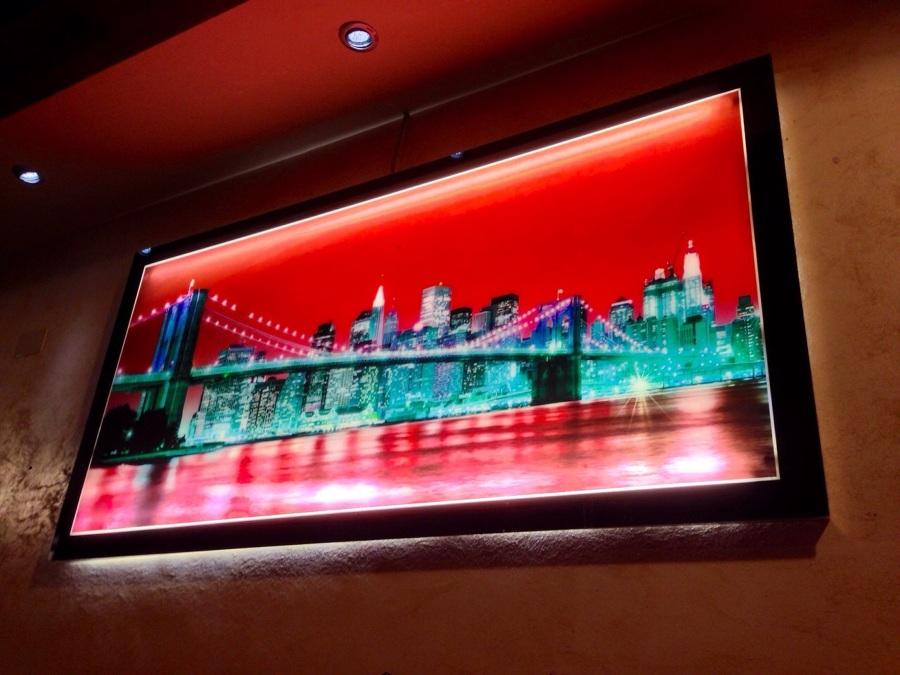Foto retroilluminato in vetro de vetri sud sas 268747 for Arredo famiglia terni