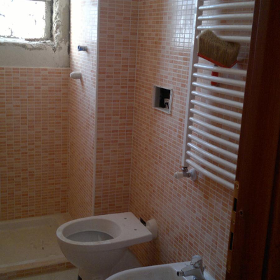 Foto rifacimento bagno di ristrutturazione e costruzione - Rifacimento bagno ...