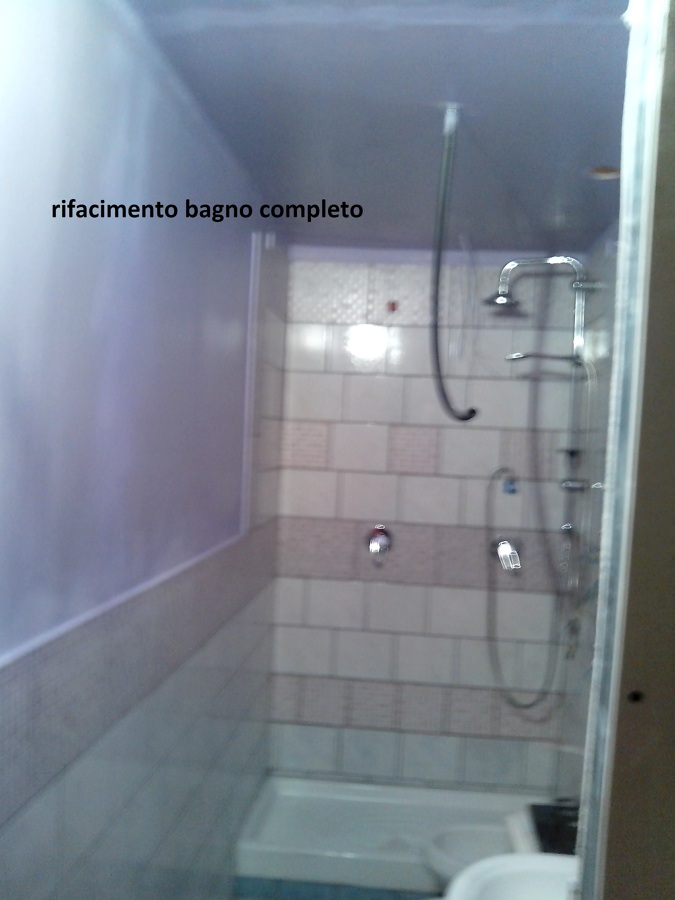 Foto rifacimento bagno completo de impresa termo edile - Rifacimento bagno ...
