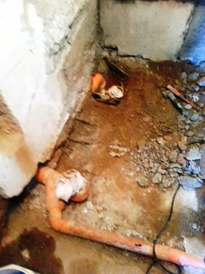 Foto rifacimento bagno di soluzioni umidit 221547 - Rifacimento bagno padova ...