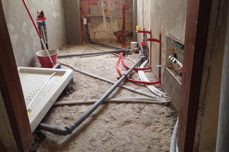 Foto rifacimento bagno di morgan impianti 223522 habitissimo - Preventivo per rifacimento bagno ...