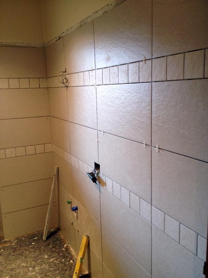 Foto rifacimento bagno di edile aiello di aiello - Rifacimento bagno ...
