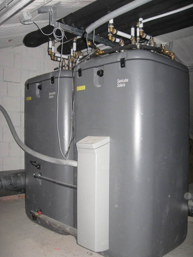 Rifacimento centrale termica
