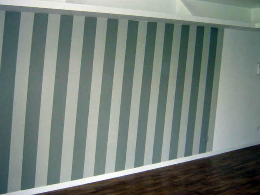 Pareti A Righe Orizzontali Tortora : Pareti colorate a righe good pareti a strisce grigio pareti a