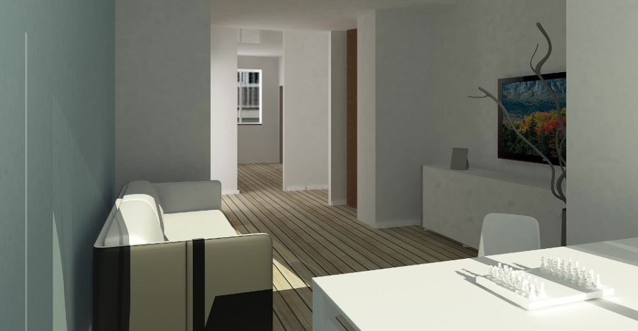 foto ristrutturazione appartamento 75 mq di studiogdr