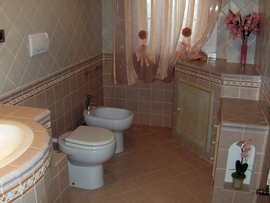 Foto ristrutturazione bagno a roma di alba edil snc - Costo medio ristrutturazione bagno ...