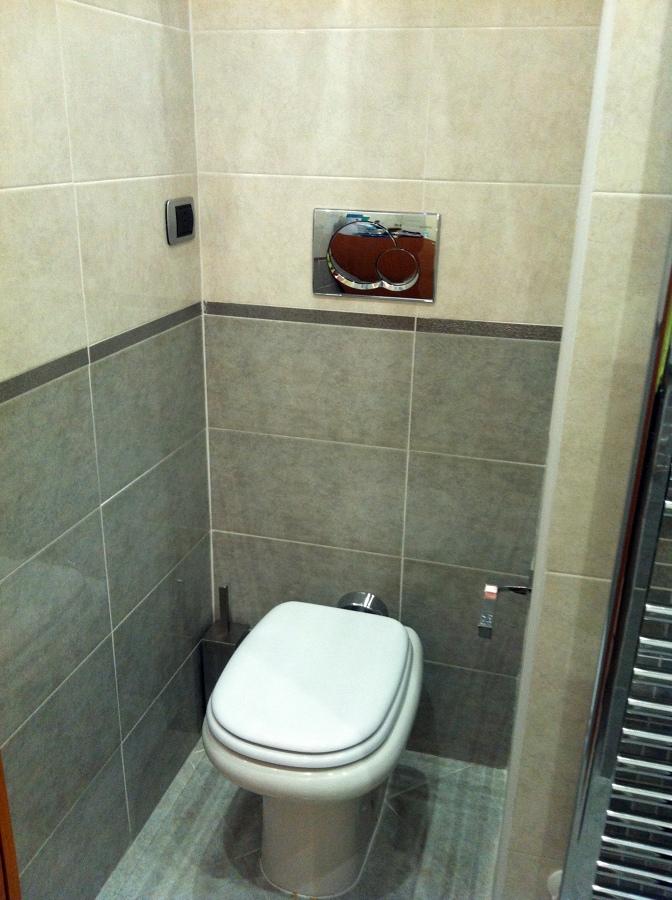 Foto ristrutturazione bagno di servizio de idroelettrica - Bagno di servizio ...