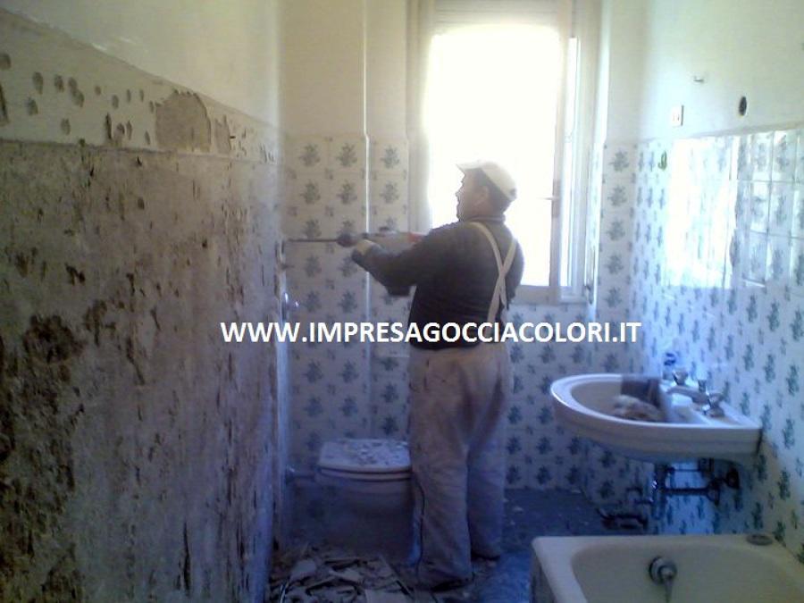 Foto ristrutturazione bagno impresa goccia colori 06 di goccia colori 147095 habitissimo - Ristrutturazione bagno padova ...
