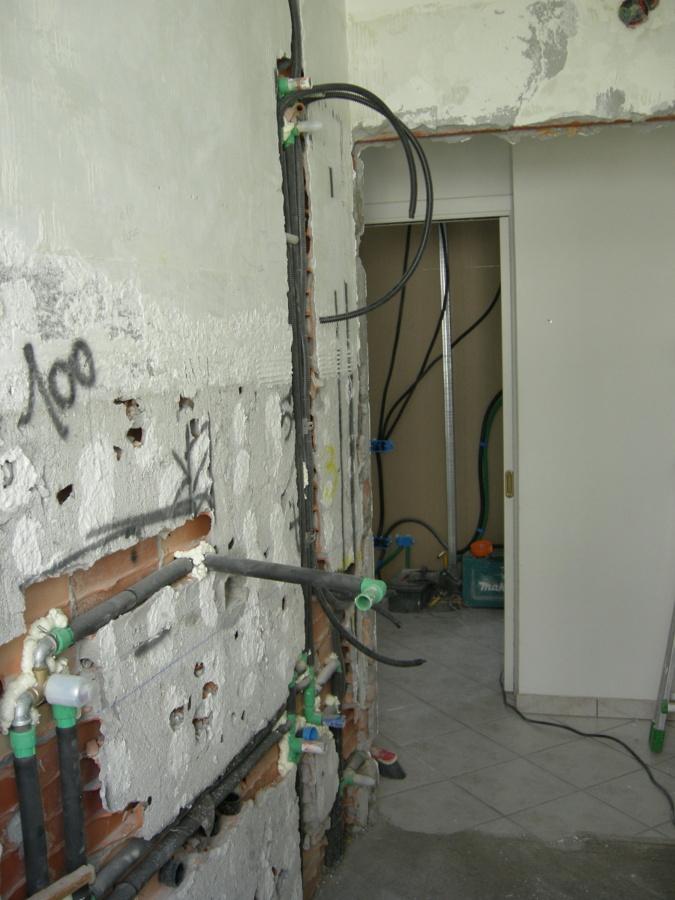 Foto ristrutturazione bagno di simone battistotti 254145 habitissimo - Ristrutturazione bagno padova ...