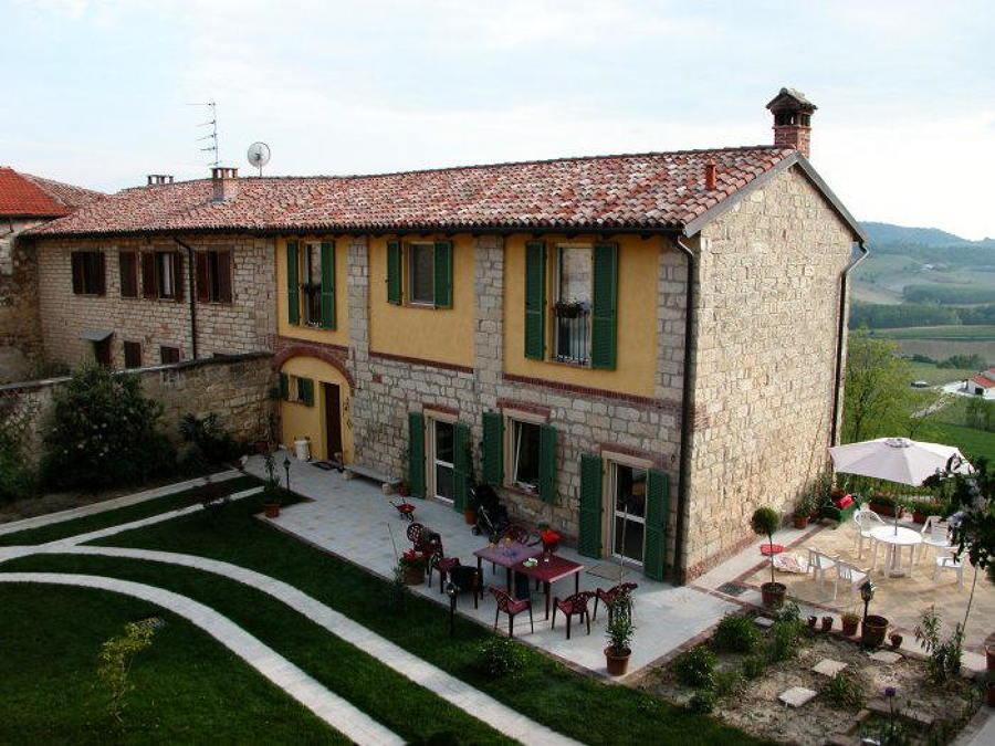 foto ristrutturazione casa in pietra di aramino impresa