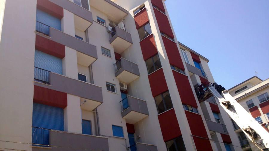 ristrutturazione condominio-Lavoro finito