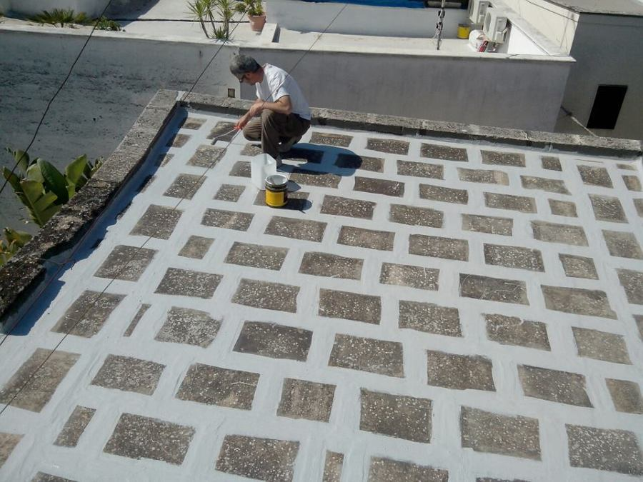 Foto ristrutturazione di terrazzo di edilsal 173313 habitissimo - Ristrutturazione terrazzo consigli ...