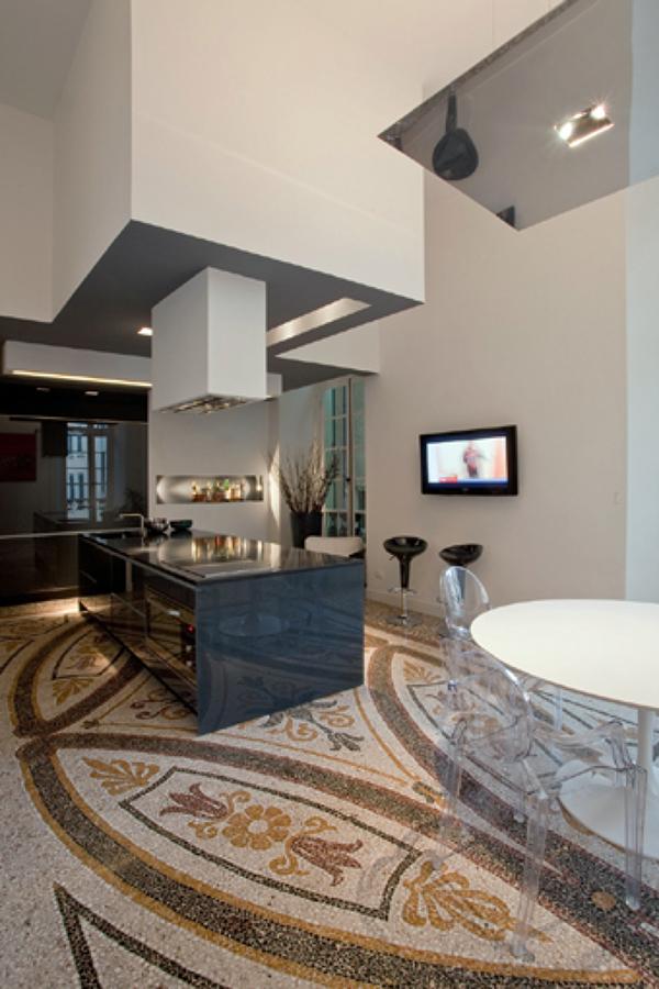 Foto interior design ristrutturazione ed arredamento di for Piccoli appartamenti design
