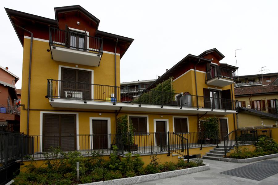 Ristrutturazione Edificio Residenziale