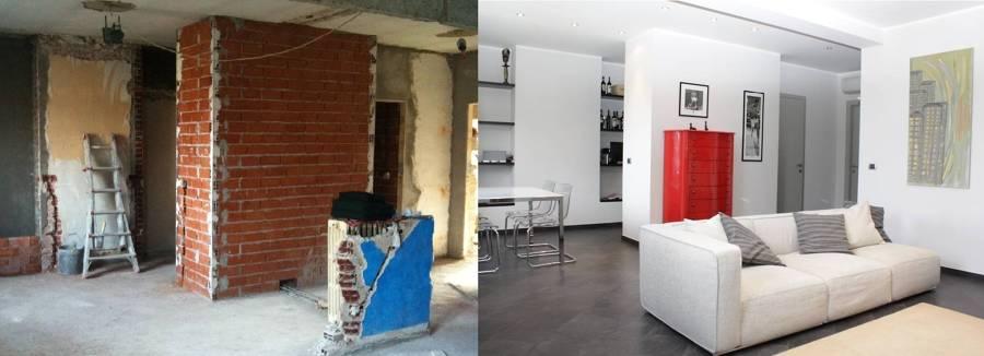 Ristrutturazione open space 2 Torino - Buildesign