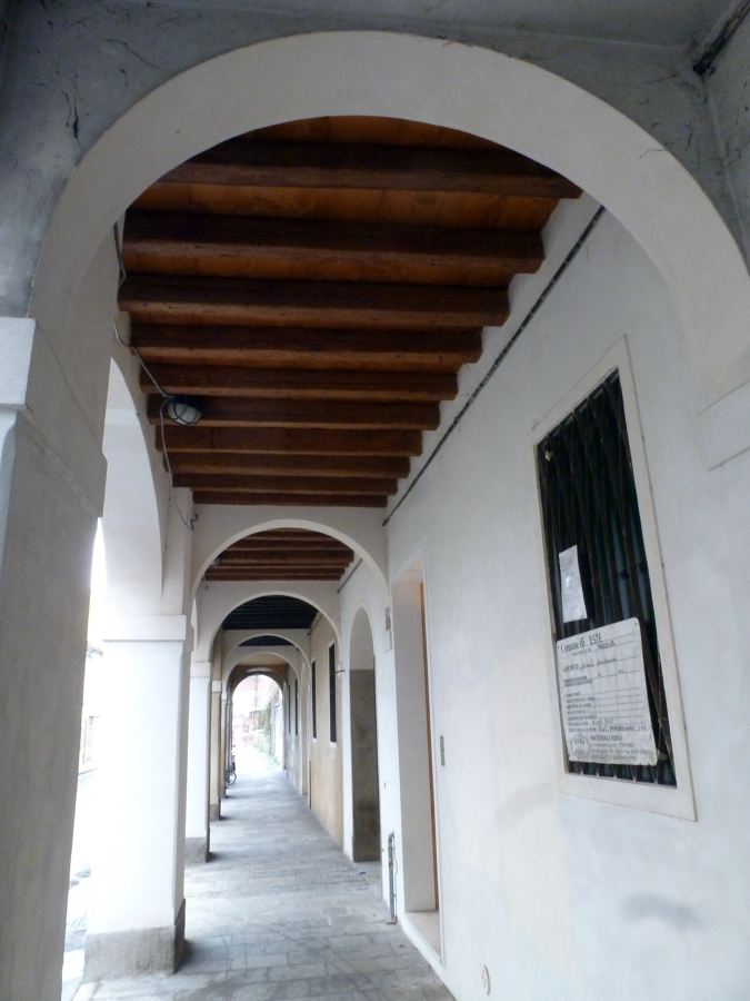 Ristrutturazione palazzo storico Este centro
