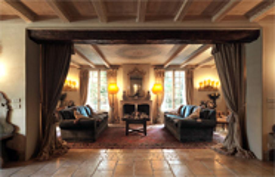 Foto ristrutturazione salone villa del 1700 di zecchini for Interni salone