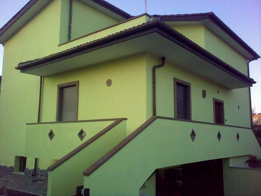 ristrutturazione villa dopo