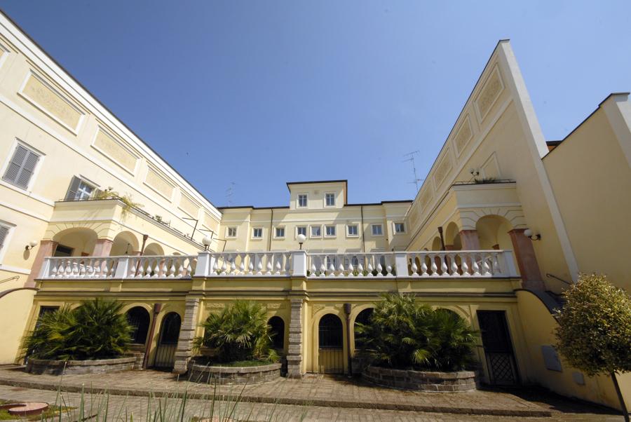 Ristrutturazione Villa Segrè