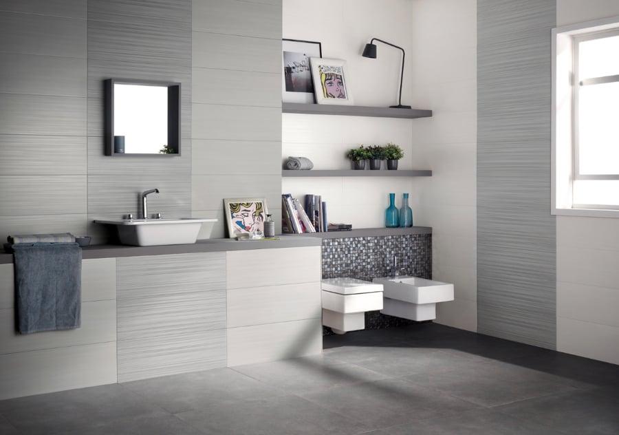 Foto rivestimenti per bagno di ceramiche supergres 84710 habitissimo - Rivestimenti per bagno moderno ...