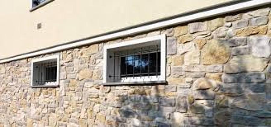 foto rivestimento casa esterna in pietra ricomposta de