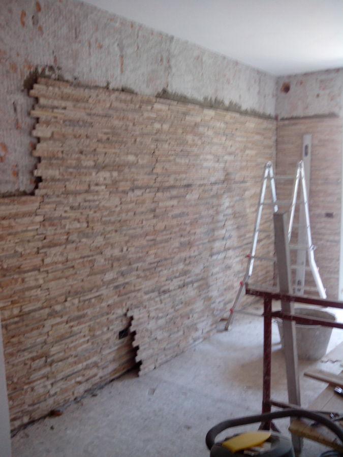 Foto rivestimento in finta pietra di edil sesto 195111 - Piastrelle effetto roccia ...