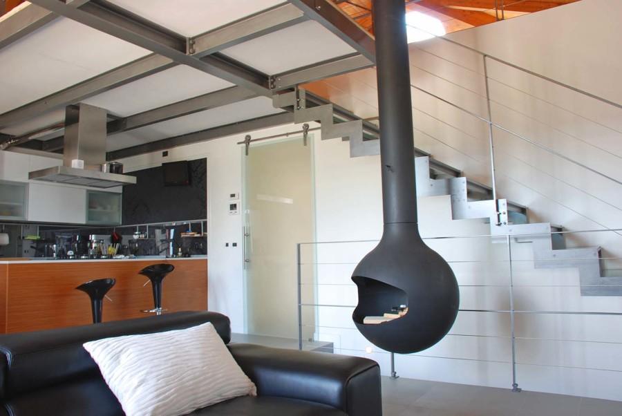 Nuova abitazione con struttura in acciaio