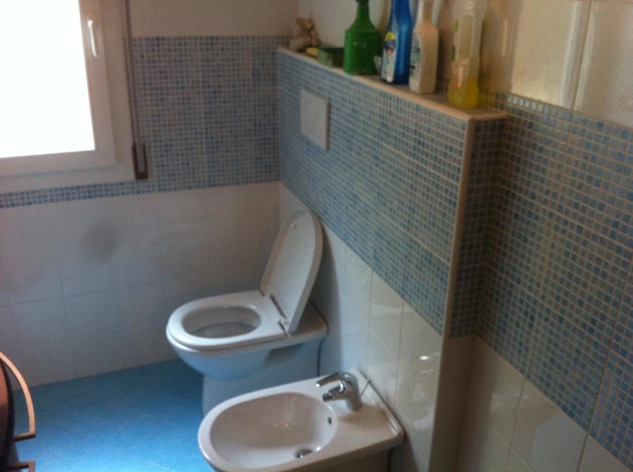 Foto sanitari filo muro di edilcasa 2 241054 habitissimo - Sanitari bagno filo muro ...