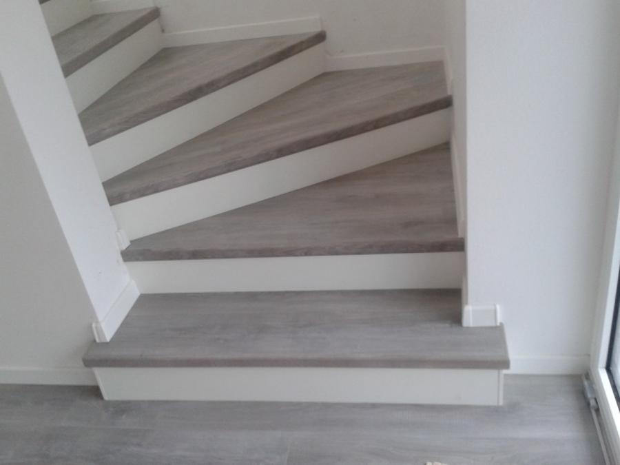 Foto scala in laminato di spazio parquet snc 252568 - Foto di scale ...