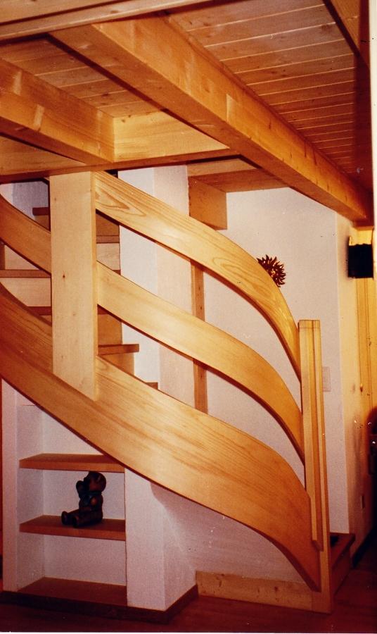 Foto scala in legno de arch defilla daniela 107380 - Foto scale in legno ...