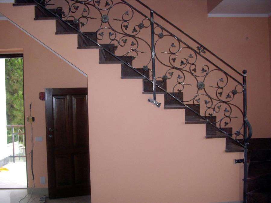 scala in villa