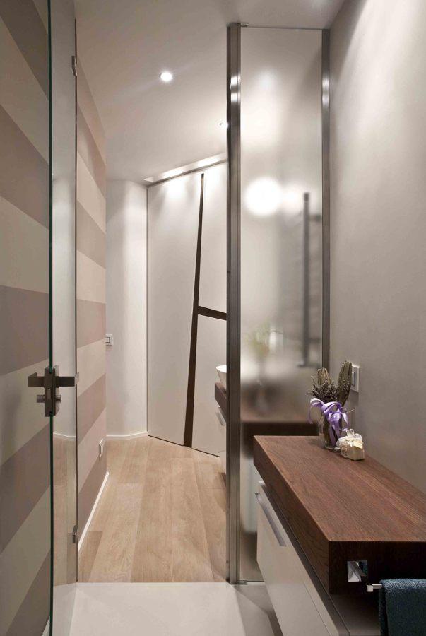 Foto bagno con antibagno di michele volpi studio interior - Bagno con antibagno ...