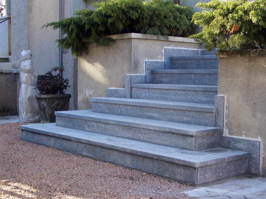 Foto scale luserna di petra marmi 132507 habitissimo - Foto di scale ...