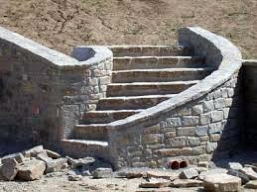 Foto scalinata di edilartistica 123240 habitissimo - Scale prefabbricate per esterni in cemento ...