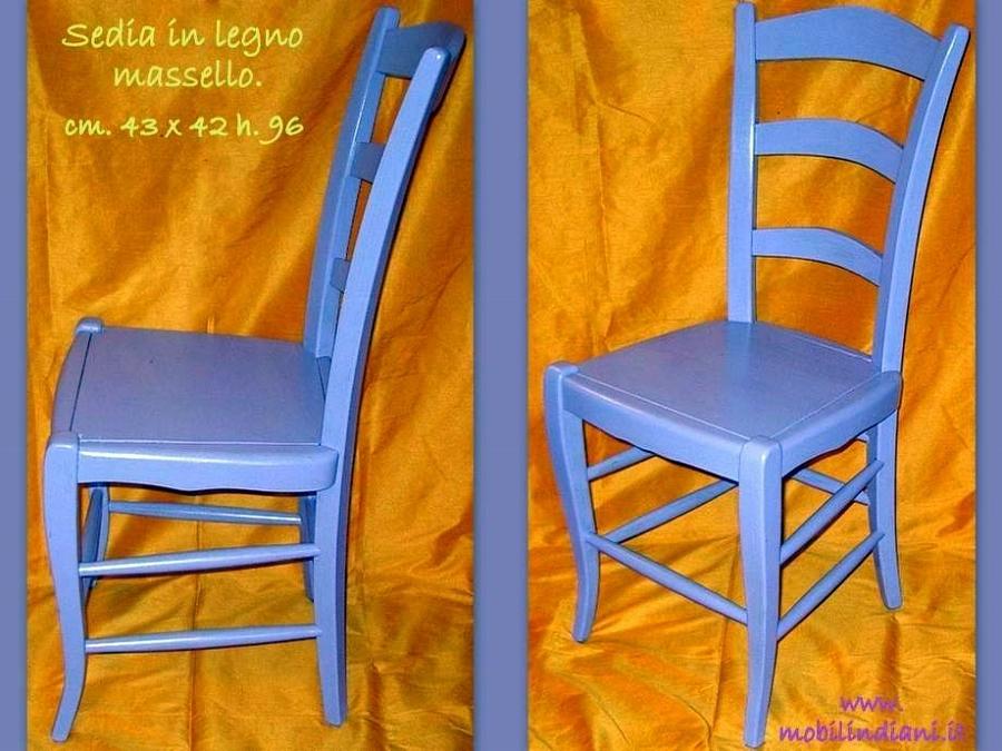 Foto sedia color lavanda di mobili etnici 113944 habitissimo - Mobili etnici prato ...