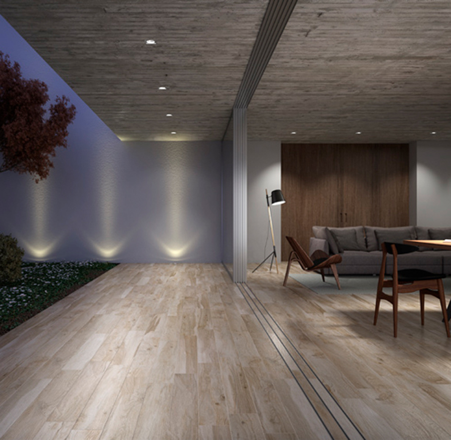 Foto pavimenti e rivestimenti gres effetto legno di casa - Foto pavimenti ...